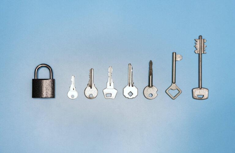 variety-of-keys
